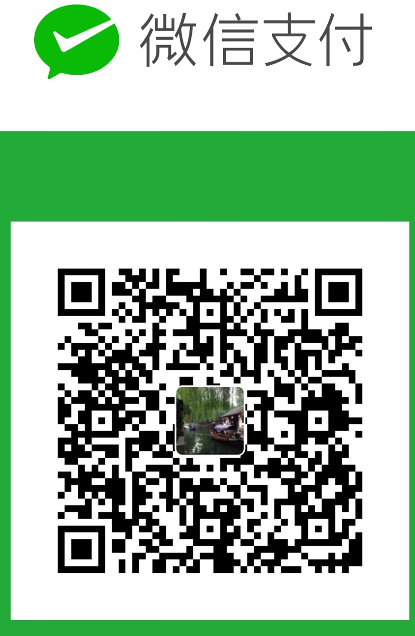 Coly Fu WeChat Pay